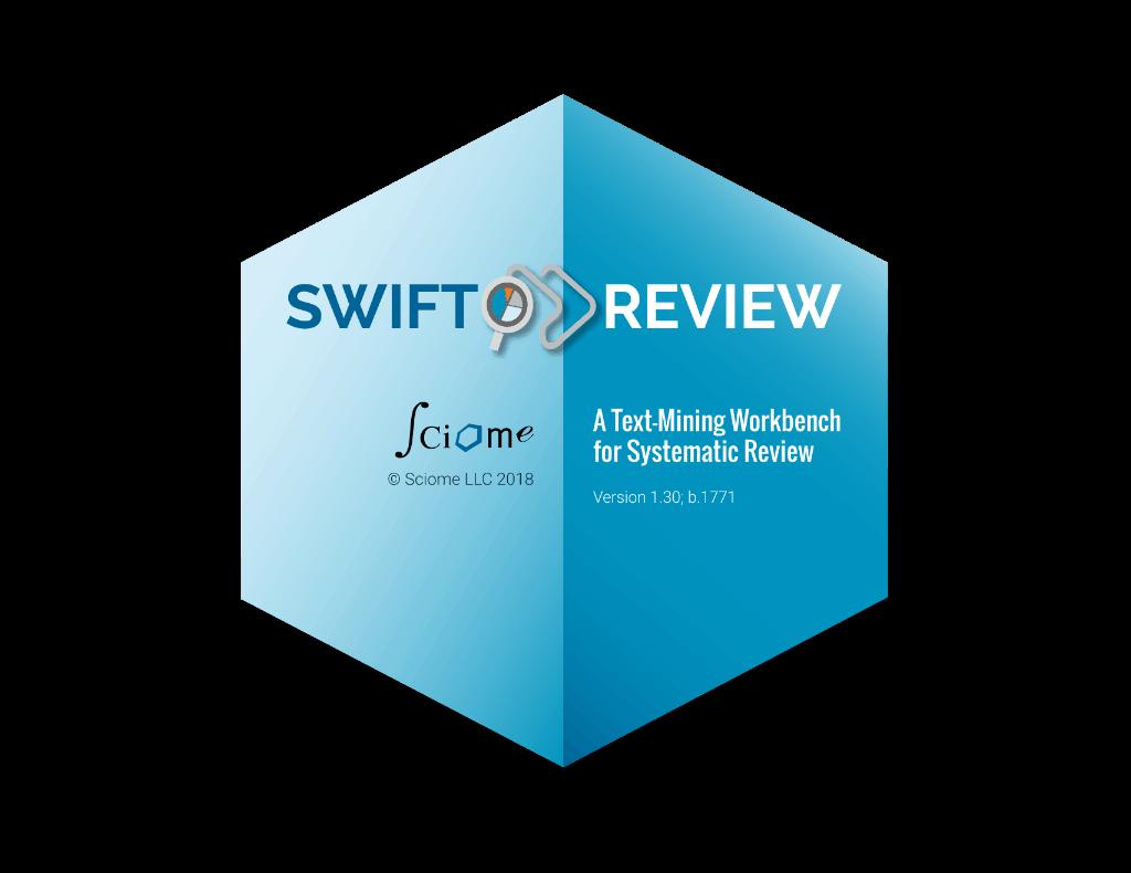 SWIFT Review splash screen